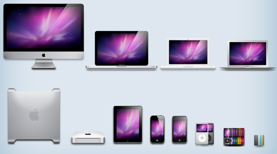 Mac图标