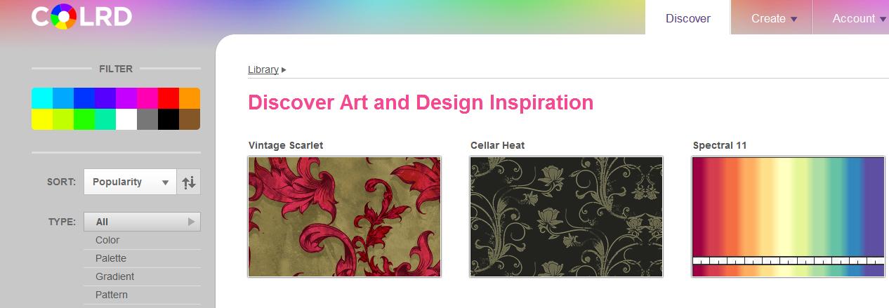 ColRD.com - 给你不一样的色彩创意