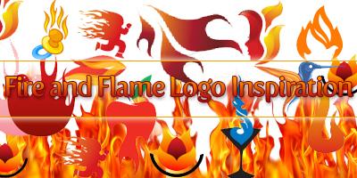 40个火焰LOGO创意展示