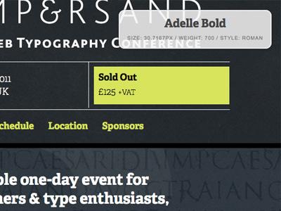 Fount 帮你快速认出网页上的字体