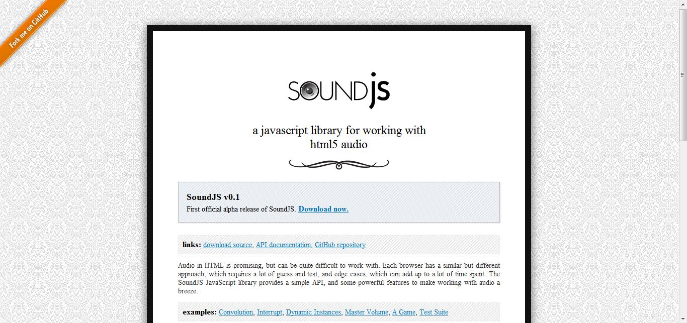 SoundJS