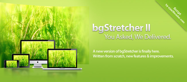 bgStretcher - 让背景亮起来
